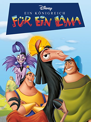 Ein Königreich für ein Lama Film