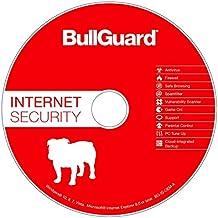 BullGuard Internet Security 2017 1 Jahr / 1 PC Windows OEM CD-Only
