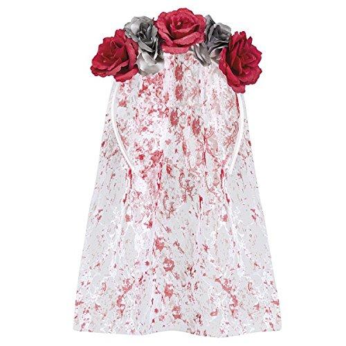 Brautschleier Horror Hochzeit Halloween Braut