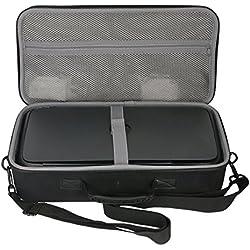 Étui de Voyage Rigide Housse Cas pour HP Officejet Mobile 250 Imprimante Portable Multifonction par co2CREA (Housse pour HP 250)