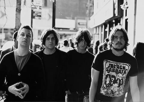 17 Arctic Monkeys Alex Turner Mat helders Jamie Cook Nick O