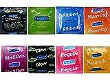 Pasante Condoms Mega Mix - Standard Size - 20
