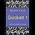 Black Lace Quickies 1: Erotic Short Stories