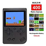 Retro Handheld Games Consoles with 400 NES Classic FC Games, 3 Inch...