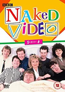 Naked Video - Series 2 [DVD]