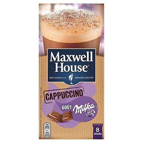 maxwell-house-max-cappuccino-aux-eclats-de-milka-176g-prix-unitaire-envoi-rapide-et-soignee