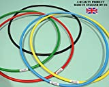 Witzigs Games 5x750mm hula hoops in the Olympic colours