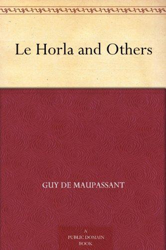 Couverture du livre Le Horla and Others