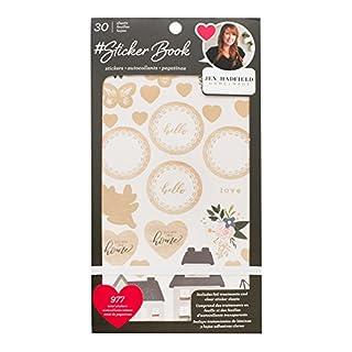 American Crafts Sticker Book