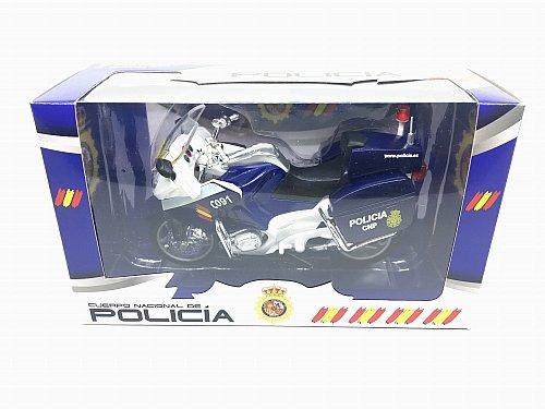 GT-3987 MOTO POL. NACIONAL