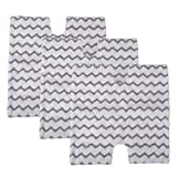 KEEPOW Steam Mop Pads Replacement for Shark S6001UK, S6003UK, S3973D, S6002, S5003D, S5001