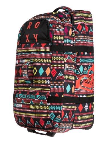 Roxy Bolsa de Viaje, Reisetasche Wyoming Travel Bag, 76 cm, Anthracite Indi, WTWSB024-KVJ6