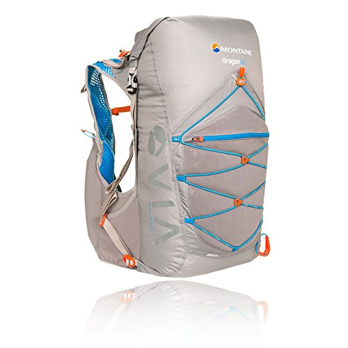 Montane Via Dragon 20L Backpack - AW17 - ML Grey