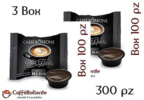 Caffè Borbone - Miscela Nera - Capsule Lavazza A Modo Mio - 300 pz (3x100) 39