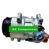 Gowe Auto AC Kompressor Pumpe 6seu16C Riemenscheibe 5Für Auto Mercedes B170W169W123447150–038200223047110012303611