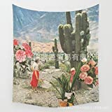 jtxqe European and American style new beach towel cushion shawl