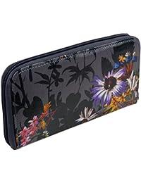 Lesser & Pavey Ladies Flower Fabric Design By William Kilburn 100 Percent Laminated Canvas