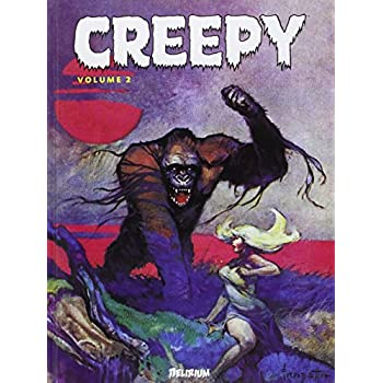 Anthologie Creepy 2