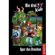 Die drei ??? Kids 58. Spur des Drachen (drei Fragezeichen) by Ulf Blanck (2014-02-10)