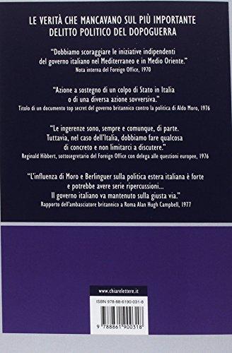 scaricare ebook gratis Il puzzle Moro. Da testimonianze e documenti inglesi e americani desecretati, la verità sull'assassinio del leader Dc PDF Epub