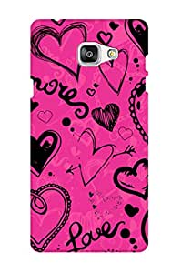 ZAPCASE Printed Back Cover for Samsung Galaxy J5 Prime