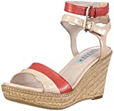 JETTE Electric 4030001103, Damen Sandalen, Beige (nude 102), EU 36 (UK 3.5) (US 3.5)