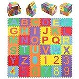 StillCool Alfombra Puzzle Niños de Letras para Niños Bebe