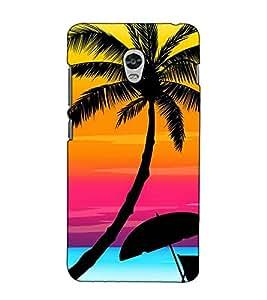 Fuson Designer Back Case Cover for Lenovo Vibe P1 :: Lenovo Vibe P1 Turbo :: Lenovo Vibe P1 Pro (Sea Beach in Goa)
