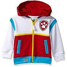 Nickelodeon Toddler Boys Paw Patrol Ryder Costume Hoodie, Multi, 4T