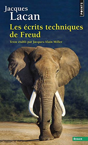 Le Séminaire. Les Ecrits techniques de Freud (1953-1954), tome 1