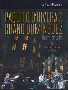 D'rivera/Dominguez - Quartier Latin: Live