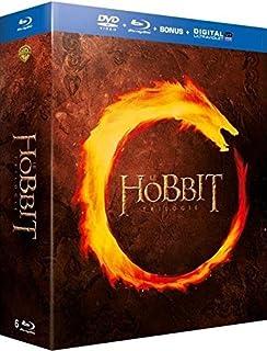 Le Hobbit - La Trilogie - Coffret Blu-Ray [Combo Blu-ray + DVD + Copie digitale] (B00SV3CHIG) | Amazon Products
