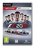 F1 2016 Limited Edition (PC) (PEGI)