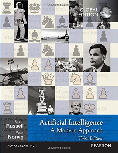 Artificial Intelligence: A Modern Approach, Global Edition por Stuart Russell
