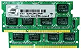 G.Skill FA-8500CL7D-8GBSQ - Kit de memoria RAM (2 x 4 GB, PC3-8500, DDR3, 1066 MHz)