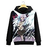 Cosstars Angel Beats Anime Kapuzenpullover Sweatshirt Cosplay Kostüm Hoodie Mantel Pulli Sweater...