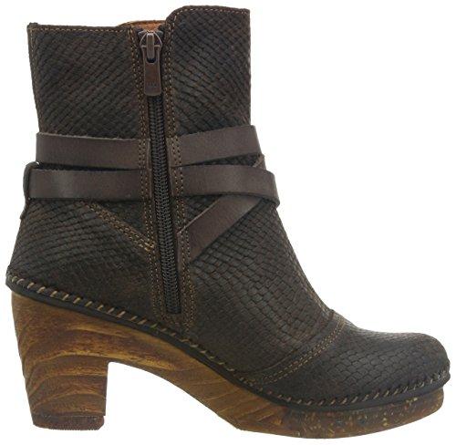 Femme Art Chaussures Amsterdam 0f0hgxq Moka Marron amp; 343 Boots 1qSqd