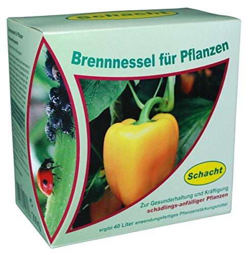Brennnessel Brennessel für Pflanzen Pflanzenstärkungsmittel 200 g Schacht -