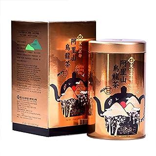 Tenfu's Tea Jin Xuan Milk Oolong Tea Loose Leaf Taiwan Ali Shan Green Food Flavor Taste Formosa High Mountain Wulong Tea 100g