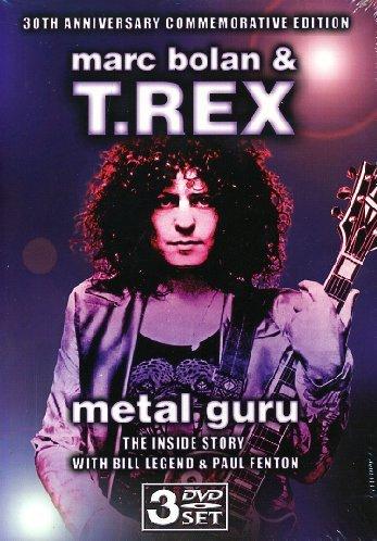 T. Rex - Metal Guru [3 DVDs] Trex-dvd