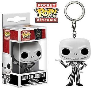 Pocket POP! Keychain - Disney: NBX: Jack