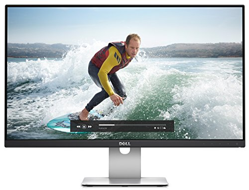 Dell S2415H 24-inch IPS Monitor (6 ms Response Time, Full HD 1920 x 1080  60 Hz, HDMI, VGA, Integrated Speakers) - Black