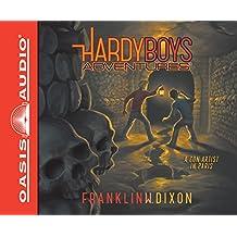 Con Artist in Paris (Library Edition) (Hardy Boys Adventures)