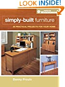 #8: Simply-Built Furniture (Popular Woodworking)