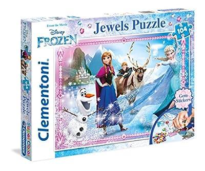 Disney Frozen - Puzzle: Joyas, 104 Piezas (Clementoni 20133) de Clementoni