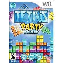 Majesco Tetris Party Deluxe, Wii, ESP - Juego (Wii, ESP, Nintendo Wii, Rompecabezas, Hudson, E (para todos), ESP)