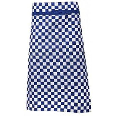 De seguridad para anclaje en grande y ChefsKit de la cintura delantal comprobar