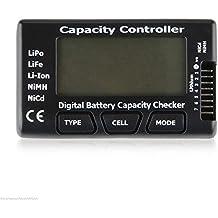 GSS NUOVO Capacità della batteria LCD Tester