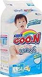 GOO.N Baby Windeln Gr. L (9–14 Kg) 54 Stück Premium Qualität Made in Japan