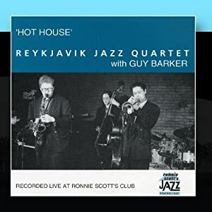Reykjavik Jazz Quartet with Guy Barker